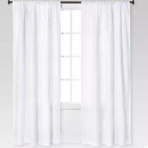 Farrah Curtain Panel - Threshold 1050
